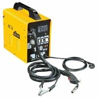 130A AMP PORTABLE COMPACT MIG WELDER 130AMP ELECTRIC NO GAS WELDING